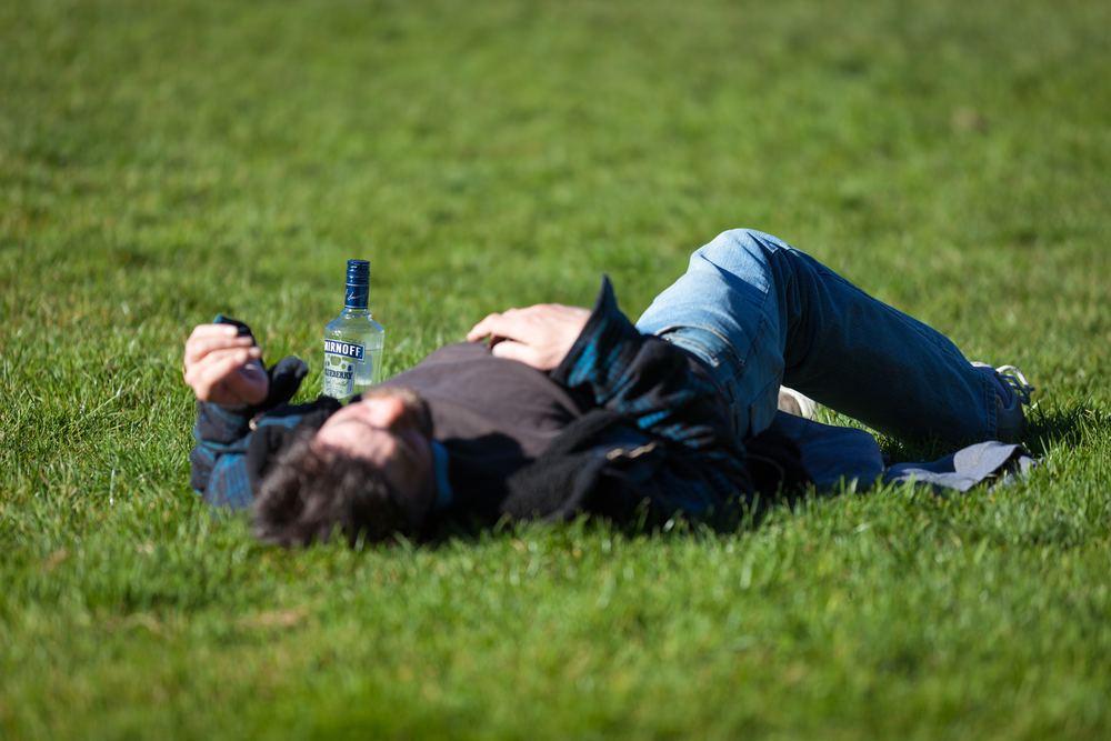 Tegn på alkoholmisbrug